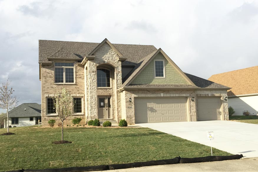 Builder Financing New Homes High Rates Loan