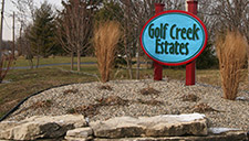 Golf Creek Estates